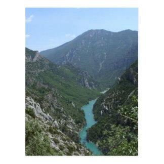 Verdon Gorge Postcards