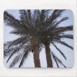 Verdor de palmeras alfombrilla de ratón