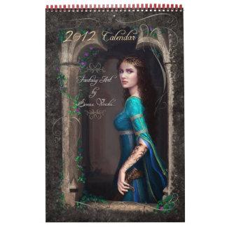 Verdu de Sonia del calendario