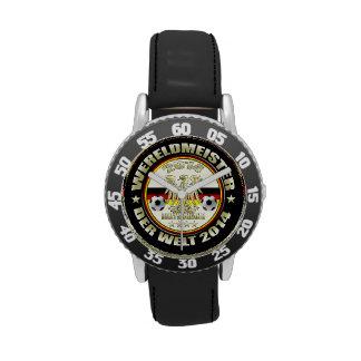 Verdugón Armbanduhr de Deustchland Adler Reloj De Mano