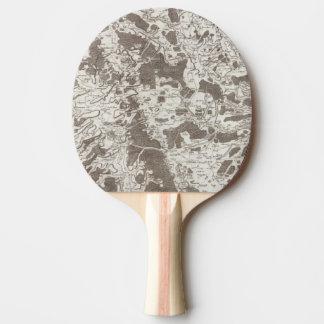 Verdún Pala De Ping Pong