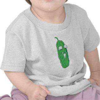 Verdura amarga de abuelo de la calabaza camiseta