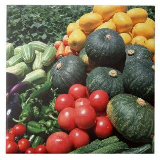 Verduras 2 teja