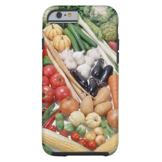 Verduras 6 funda de iPhone 6 tough