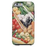 Verduras 6 funda para iPhone 6 tough