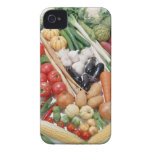 Verduras 6 iPhone 4 cárcasas