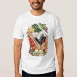 Verduras 6 playera