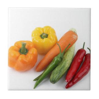 Verduras Teja Cerámica