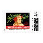 Verduras de California del chica de Galmour Envio