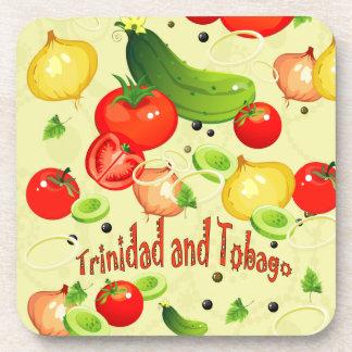 Verduras de Trinidad and Tobago Posavaso