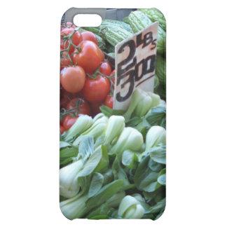 Verduras frescas CricketDiane del mercado callejer