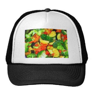 Verduras - fritada vegetal del Stir Gorro