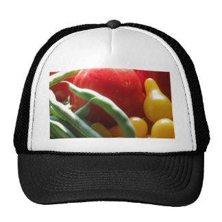 Verduras Gorros
