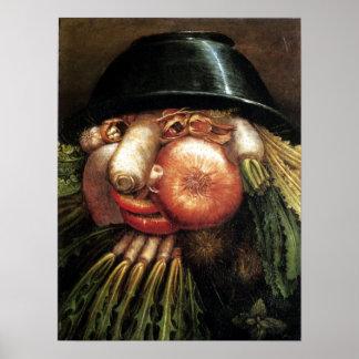 Verduras Póster