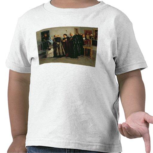 """Veredicto, """"no culpable"""", 1882 camisetas"""