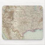 Vereinigte Staaten von Nordamerika - mapa de los E Alfombrilla De Ratón
