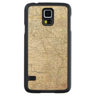 Vereinigten Staaten von Norteamérica - los Funda De Galaxy S5 Slim Arce