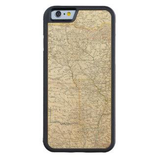 Vereinigten Staaten von Norteamérica - los Funda De iPhone 6 Bumper Arce