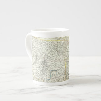 Vereinigten Staaten von Norteamérica - los Taza De Porcelana