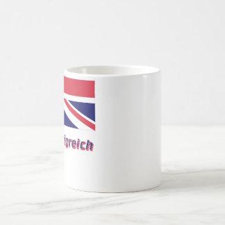 Vereinigtes Königreich Flagge mit Namen Coffee Mug