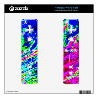 VERGIN Waves  -  JOSHINO Romantic Art Decals For The Wii Remote