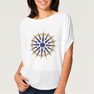 Vergina Sun (version 2) T-Shirt