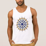 Vergina Sun (version 2) Tank Tops
