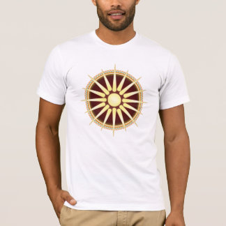 Vergina Sun ( version 3 ) T-Shirt