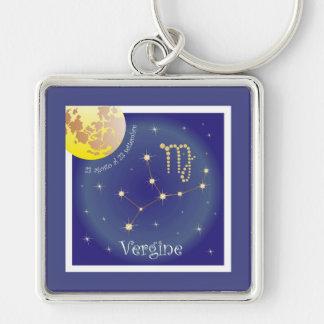 Vergine 23 agosto Al 23 sett. Key supporter Key Chain