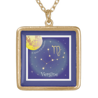 Vergine 23 agosto Al 23 settembre necklace