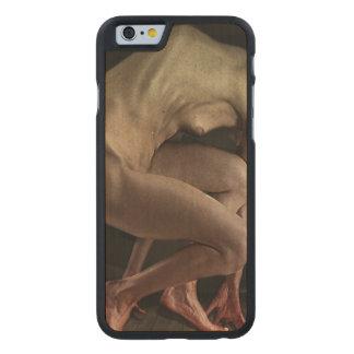 Vergüenza 2012 funda de iPhone 6 carved® slim de arce