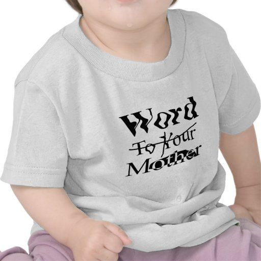 Verificación de la palabra camiseta