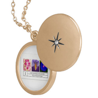 Verified Official Ishah Laurah Photography Locket Necklace