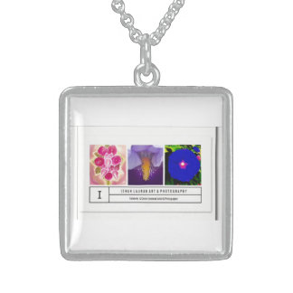 Verified Official Ishah Laurah Photography Sterling Silver Necklace