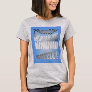 """""""Verify Agnosticism"""" T-Shirt"""