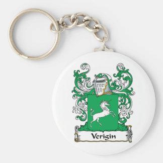 Verigin Family Crest Keychain