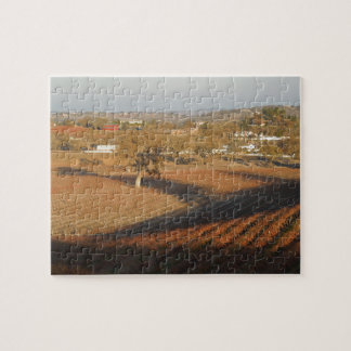 Veris Vineyard in January Puzzles