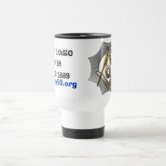 Verity Travel Coffee Mug
