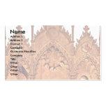 Verkündigungstriptychon Middle Panel: Annunciation Business Card