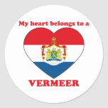 Vermeer Stickers