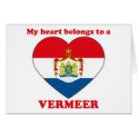 Vermeer Tarjetón