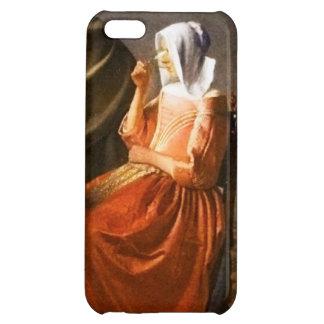 Vermeer The Glass of Wine iPhone 5 Case