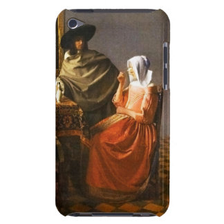 Vermeer The Glass of Wine iPod Touch Case