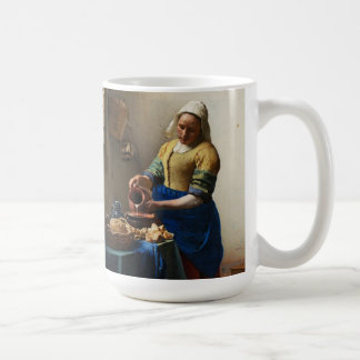 Vermeer The Milkmaid Mug