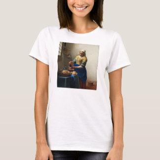 Vermeer The Milkmaid T-shirt