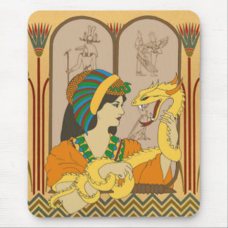 Vermicelli and Papyrus Mouse Pad