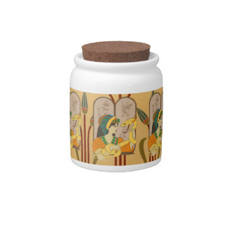 Vermicelli Candy Jar