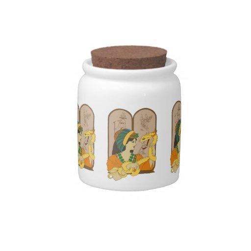 Vermicelli Jar Candy Jars