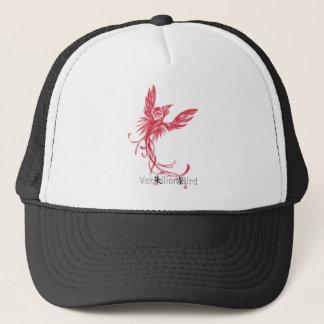 Vermilion Bird (black) Trucker Hat