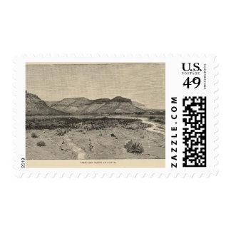 Vermilion Cliffs, Kanab Postage